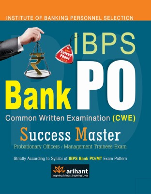 Buy IBPS (CWE) Bank PO Probationary Officer/Management Trainee Exam 5th Edition: Book