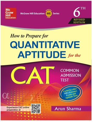 Buy How to Prepare for Quantitative Aptitude for the CAT 6th Edition: Book