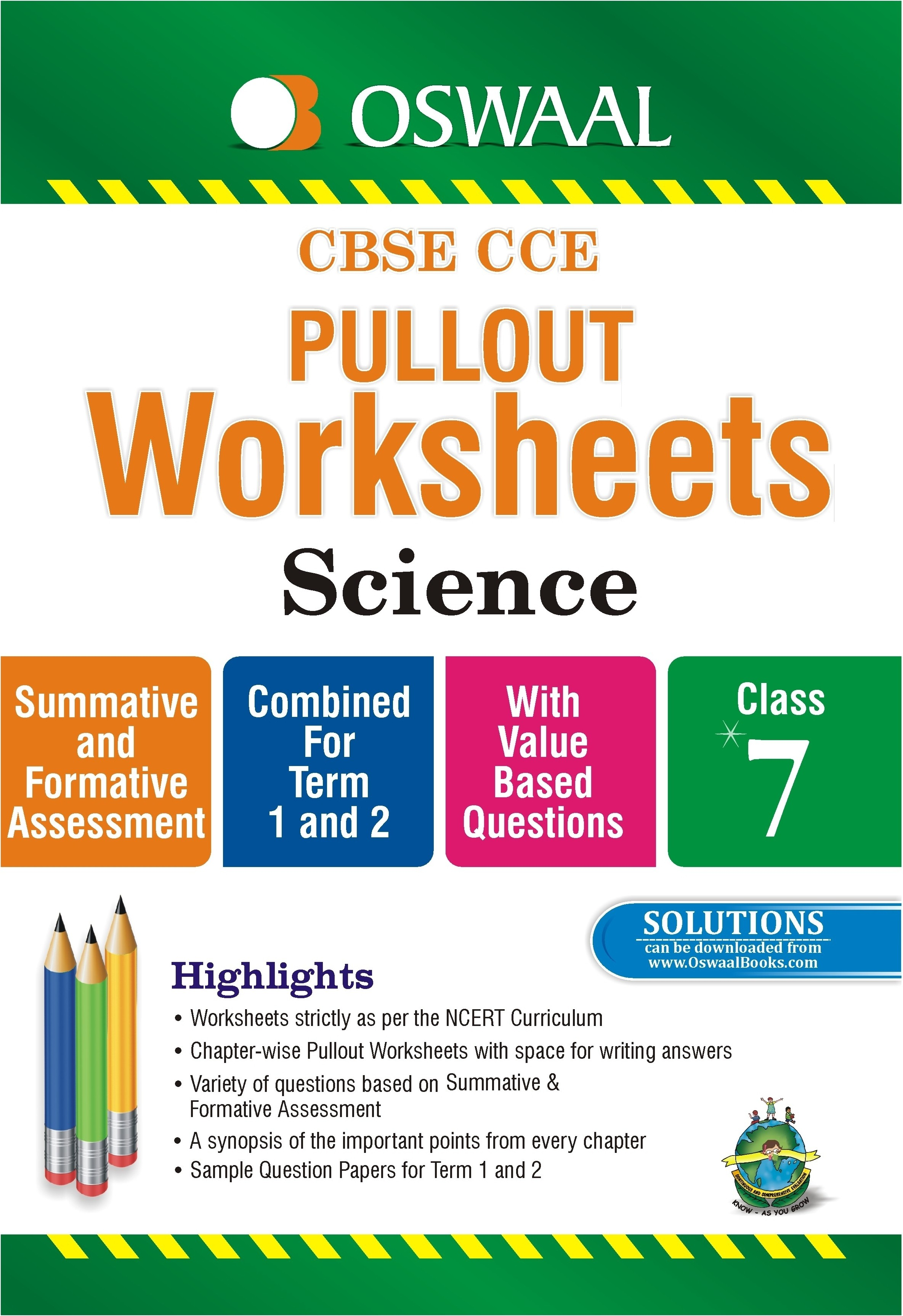 Cbse Cce Pullout Worksheets
