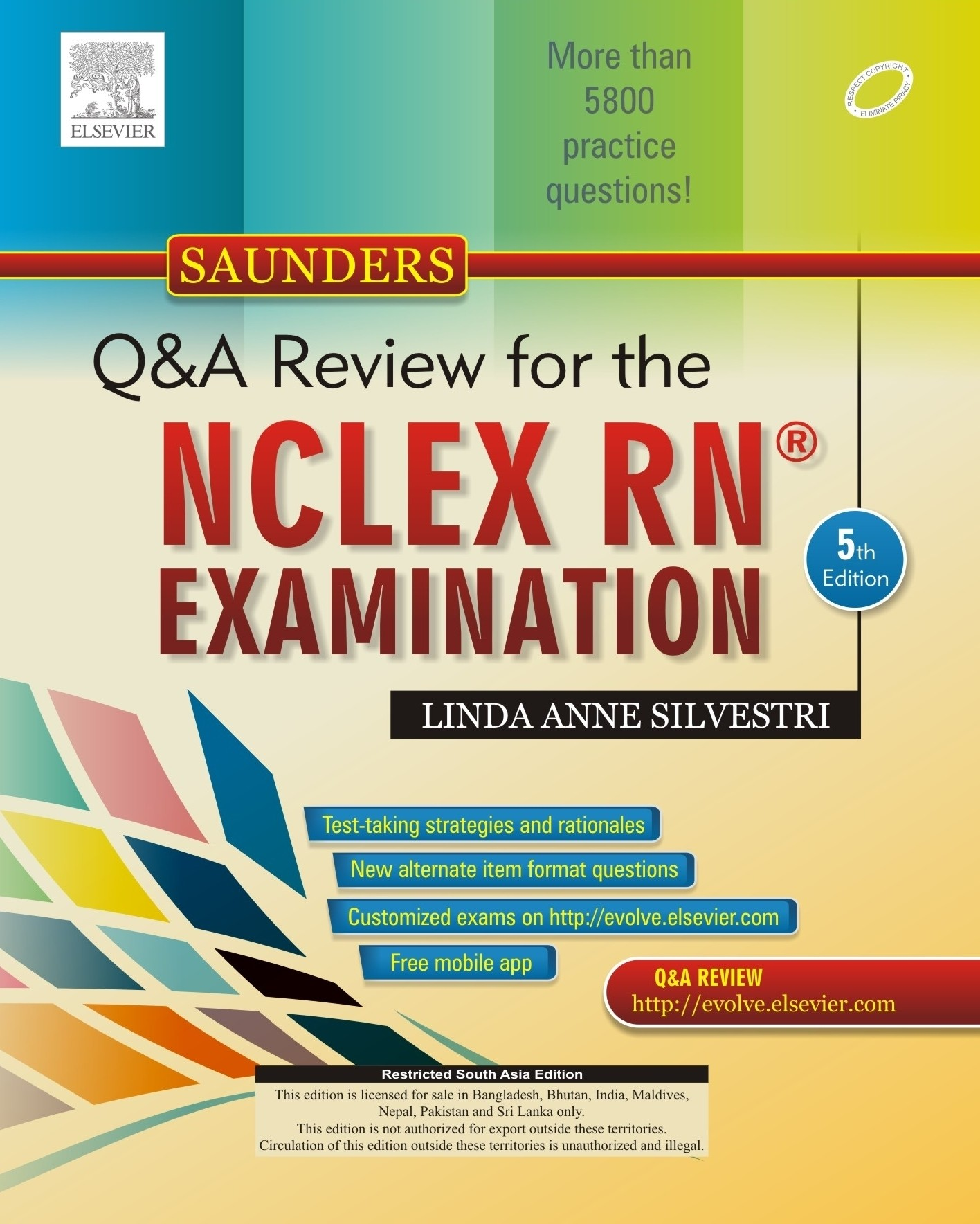 Saunders Qa Review For Nclex Rn 3rd Edition 5 Jumppepog