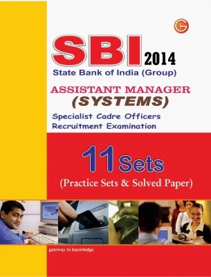 Buy SBI Group Assistant Manager (Systems) Specialist Cadre Officers 2014 : 11 Sets (Practice Sets & Solved Paper) 1st Edition: Book