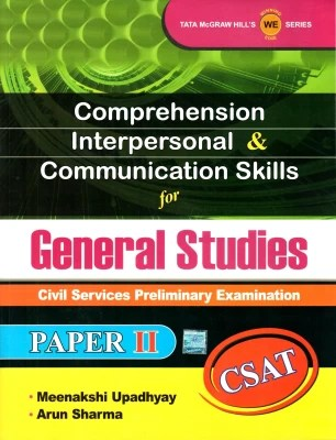 Buy Comprehension, Interpersonal & Communication Skills For General Studies (Paper - 2) 1st Edition: Book