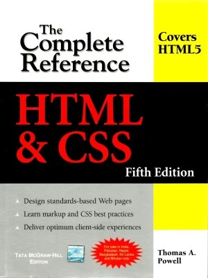 Buy Html & Css: The Complete Reference 5th Edition: Book