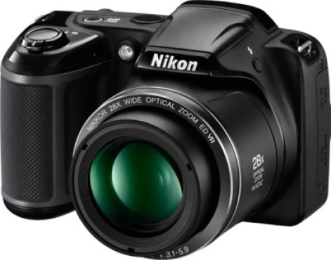 Key Features of Nikon Coolpix L340 Point & Shoot Camera