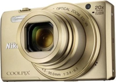 Nikon Coolpix S7000 Point & Shoot Camera