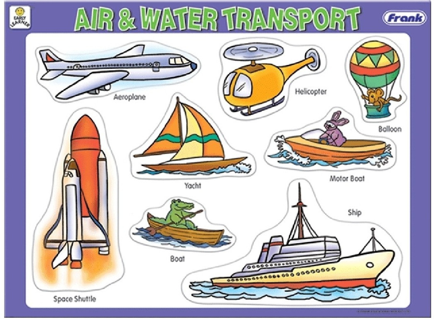 Frank Air And Water Transport