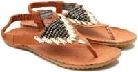 Nell Flats: Sandal