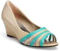 Aqua Wedges: Sandal