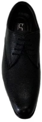 Trax Formal Black Shoes Lace Up
