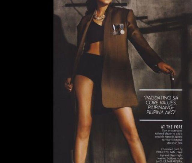 Sam Pinto Lovi Poe Janicel Lubina Alessandra De Rossi Mega Magazine Pictorial Philippines June 2015
