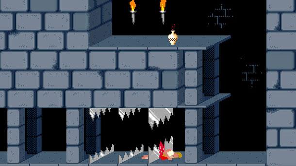 Prince Of Persia Powrci W Dwch Wymiarach Grampl