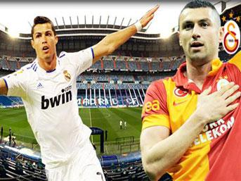 Galatasaray Real Madrid maçının tüm detayları