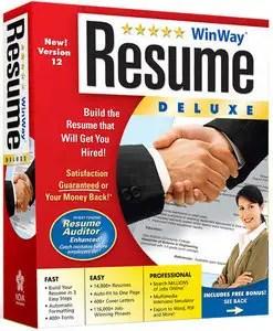 winway resume deluxe 14 v14 00 014 crack serial keygen for