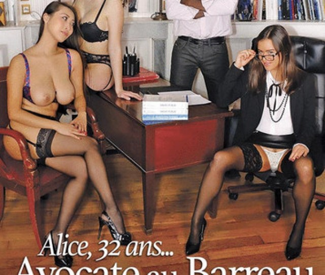 Alice  Ans Avocate Au Barreau