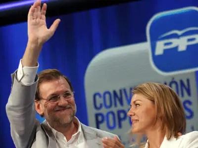 Cospedal y Rajoy los reyes del recorte social y empobrecimiento de los españoles