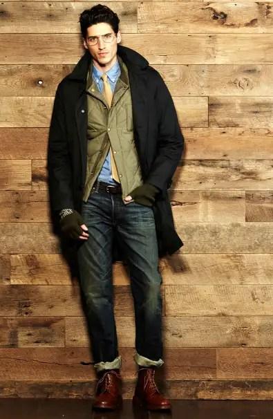 todd snyder men fashion 2012 fall