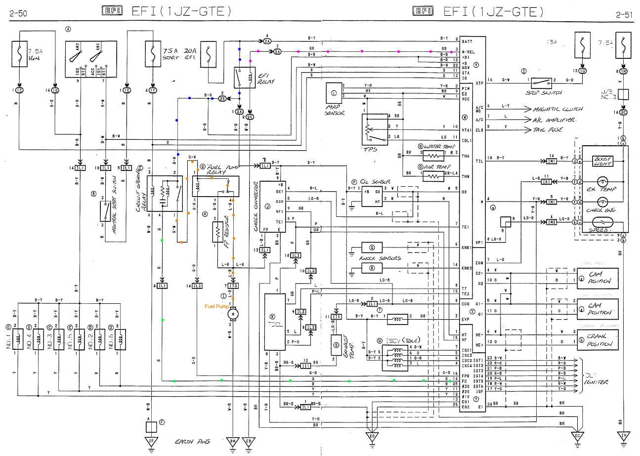 Wrg Toyota Mark 2 Jzx90 Wiring Diagram