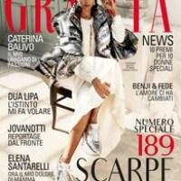 Caterina Balivo - Grazia #44 2019