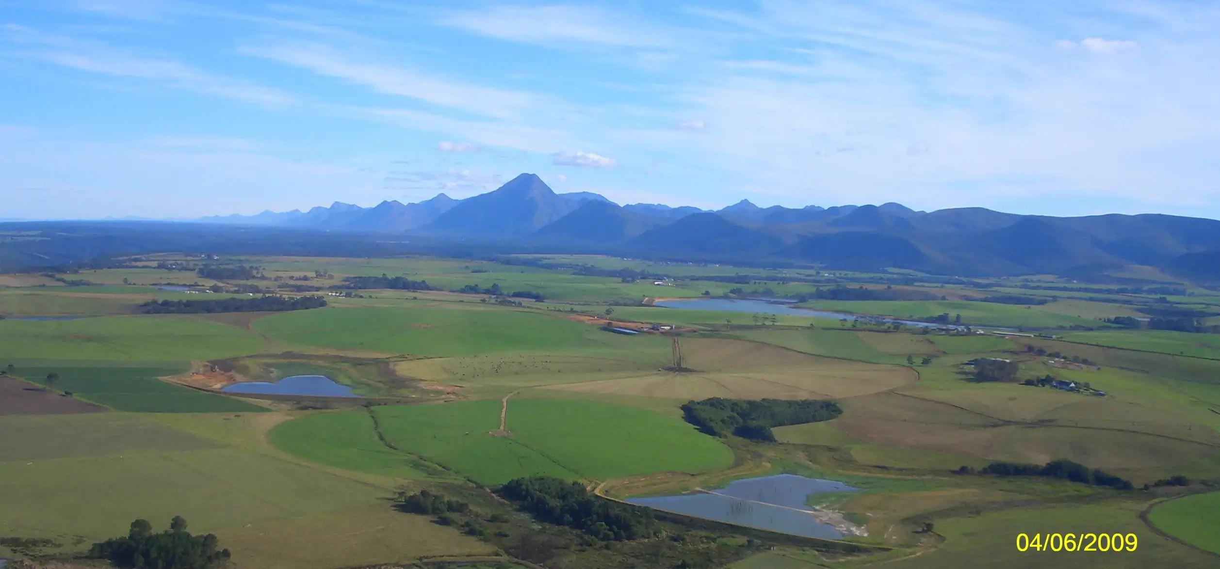 Tsitsikama Mountains