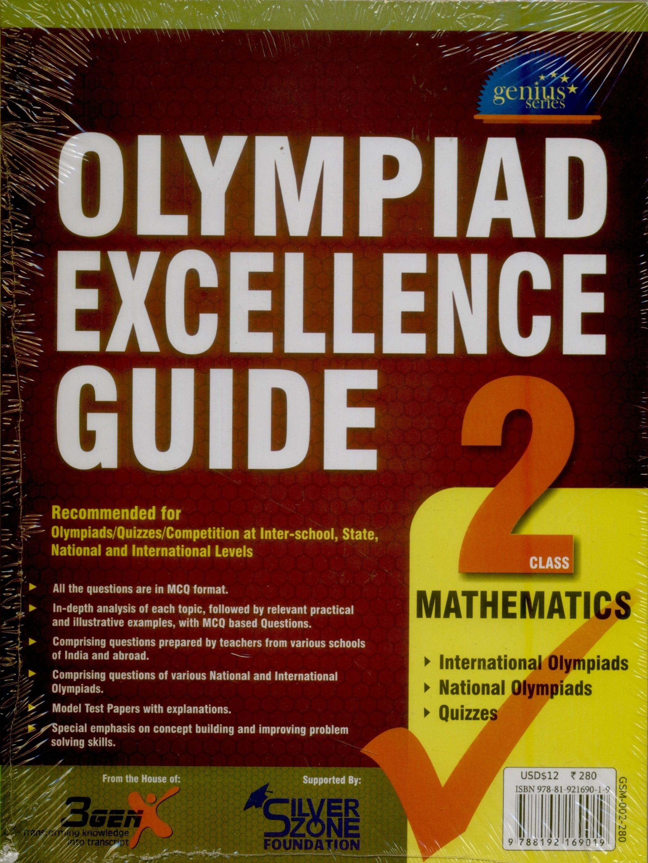 Olympiad Excellence Guide