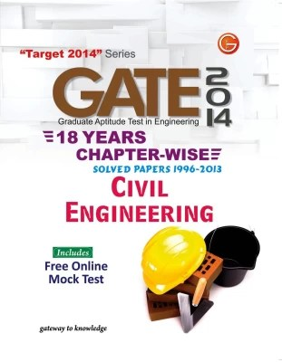 Buy GATE 2014 - Civil Engineering : 18 Years Chapter Wise Solved Papers (1996 - 2013) 15th Edition: Book