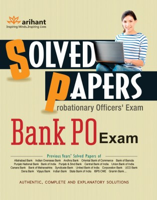 Buy Solved Papers Probationary Officers Exam PB 6th Edition: Book
