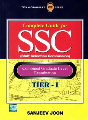 Buy Complete Guide for SSC Staff Selection Commission: Combined Graduate Level Examination (Tier - 1) : Combined Graduate Level Examination: Book