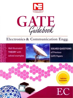 Buy A Guidebook for GATE Electronics & Communication Engineering - 2013: Book