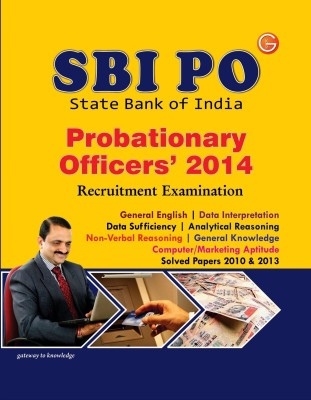 Buy SBI PO - State Bank of India Probationary Officer's 2014 Recruitment Examination 12th Edition: Book