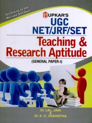Buy UGC-NET/JRF/SET Teaching And Research Aptitude (General Paper - I) 1st Edition: Book