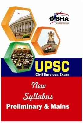 Buy UPSC - New Syllabus Preliminary & Mains Civil Services Exam 1st Edition: Book