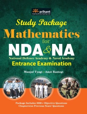 Buy Study Package Mathematics for NDA & NA National Defence Academy & Naval Academy Entrance Examination: Book