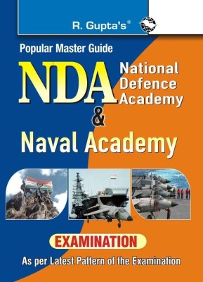 Buy NDA : National Defence Acdemy & Naval Academy 01 Edition: Book