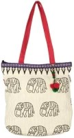 Pick Pocket Elephant Tote