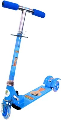 56% Off on Chhota Bheem 3 Wheel Scooter for kids