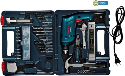 Flipkart- Buy Bosch GSB 500 RE Kit Power & Hand Tool Kit At Rs 2,199 Only