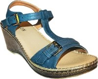 Khadim's Sharon Wedges: Sandal