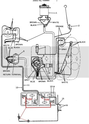 Wire Schematic John Deere 730  Wiring Diagram Name