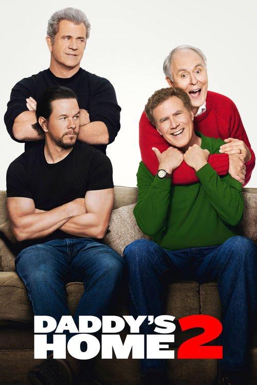 Daddys Home 2 2017 DVDR-JFKDVD