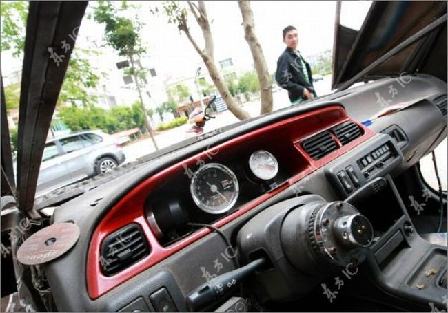 007wr - Chino Entusiasta construye Lamborghini Reventon