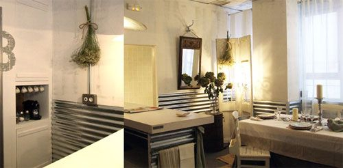 Fontini, Casa Decor 2010 Barcelona
