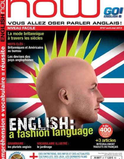 Go! English Now N°67 Avril Mai 2013