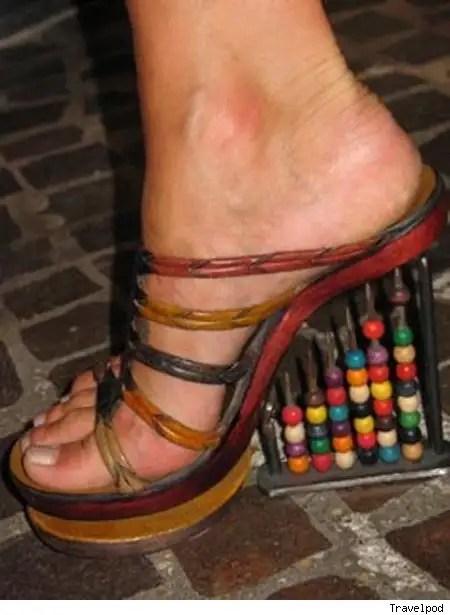 footweardesigns26 - Diseños extraños de zapatos
