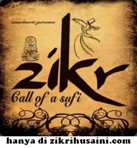 zikir, zikirullah, zikir harian, zikr, zikir ketenangan, zikr call of a sufi