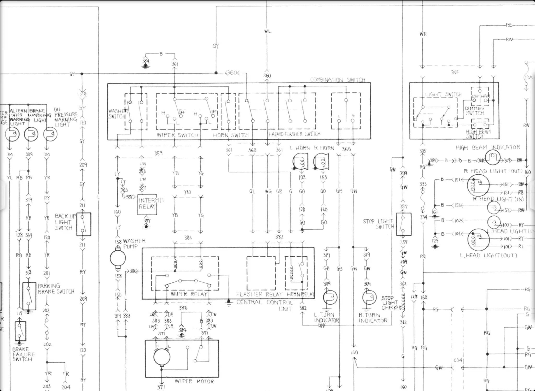 Mazda rx4 wiring diagram wiring diagrams schematics