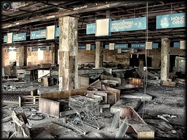 chernobyl30 - Chernobyl 25 años después