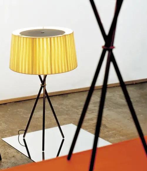 Santa & Cole, lámpara Trípode