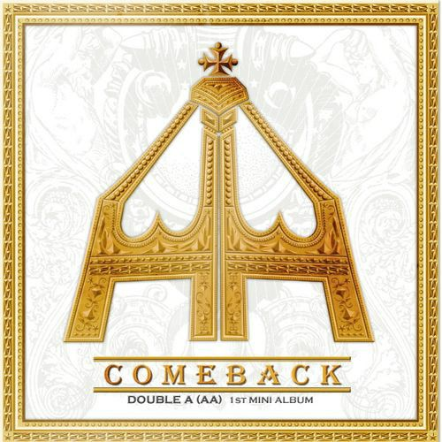 [Mini Album] Double A (AA) - Come Back [1st Mini Album]