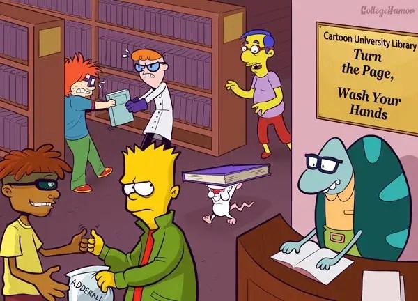 ab363745f0dbad1fc4a767d - Dibujos animados en la Universidad