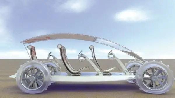 1b0196f2149295c6918d932 - SandYou un Concept Car eléctrico, anfibio y con forma de tabla de surf